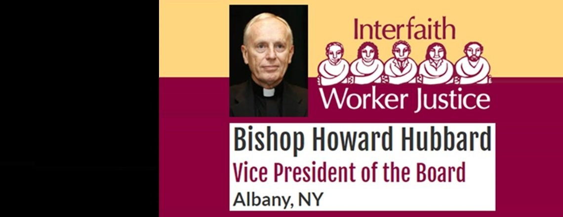 Accused Bishop is Vice President of Catholic-Funded Communist Front-Group