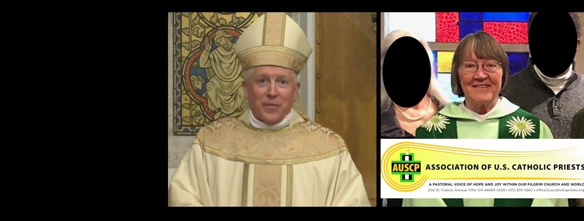 "Bishop Warns Against Heretical Priest Association, Excommunicates Womanpriest ""Representative"""