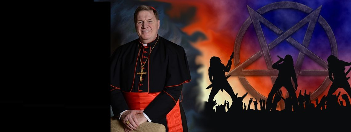 Catholic Radio Station Attached to Archdiocese of Newark Promotes Satanism, Violence