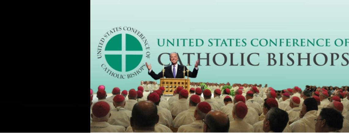US Catholic Bishops Finance Organized Effort to Elect Joe Biden
