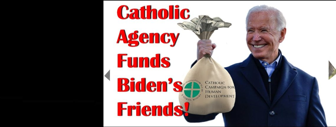 US Catholic Agency Lies to Bishops About Network's Partisan Political Activities